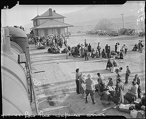 Japanese internment camps in america essay