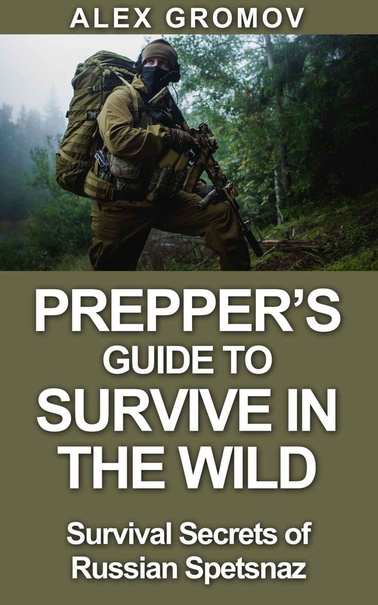 Amazon.com: Prepper's Guide to Survive in the Wild: Survival Secrets of the
