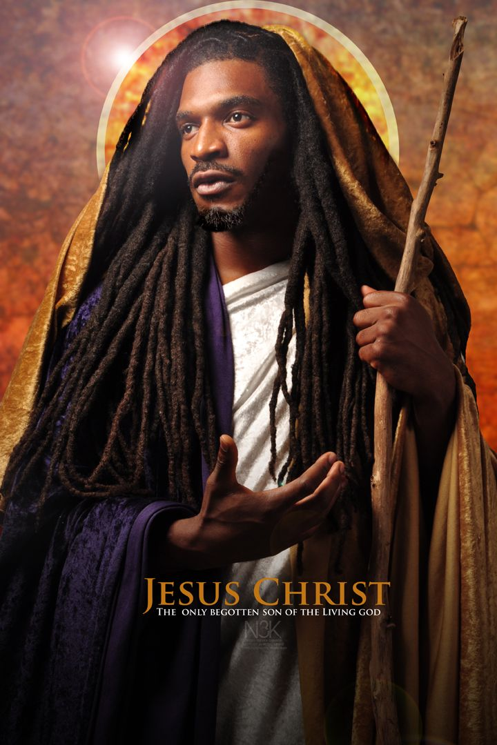 Jesus Christ by International Photographer James C. Lewis