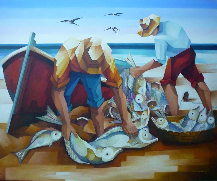 Pescadores, de Damião Martins