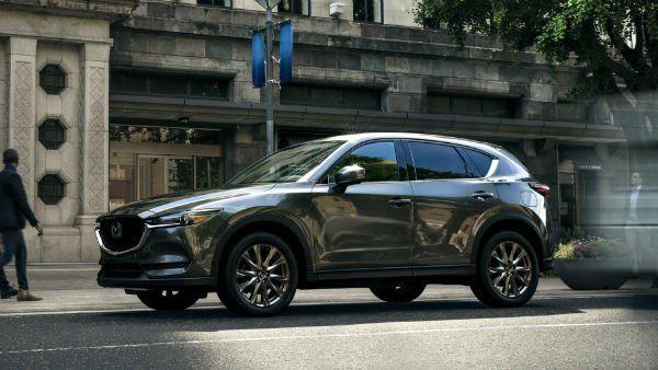 2019 Mazda Cx 5 Signature In 2020 Mazda Mazda Cx5 Fuel Efficient Suv