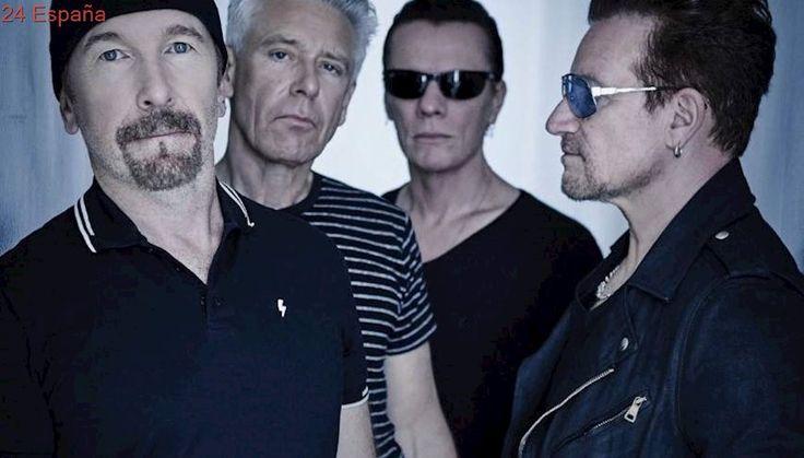 U2 confirma que publicará su disco 'Songs of experience' el 1 de diciembre