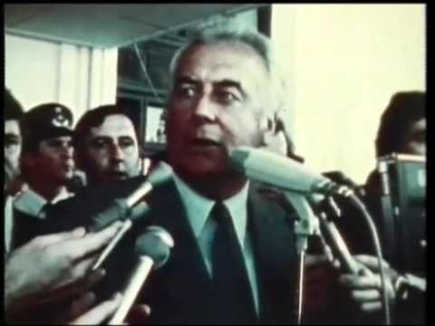 ▶ Whitlam Dismissal | 11 November 1975, ABC TV - YouTube