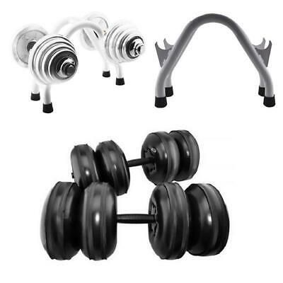 details about dumbbell rack weights gym home exercise