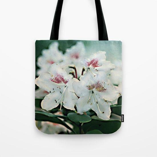 Azalea blooms Tote Bag
