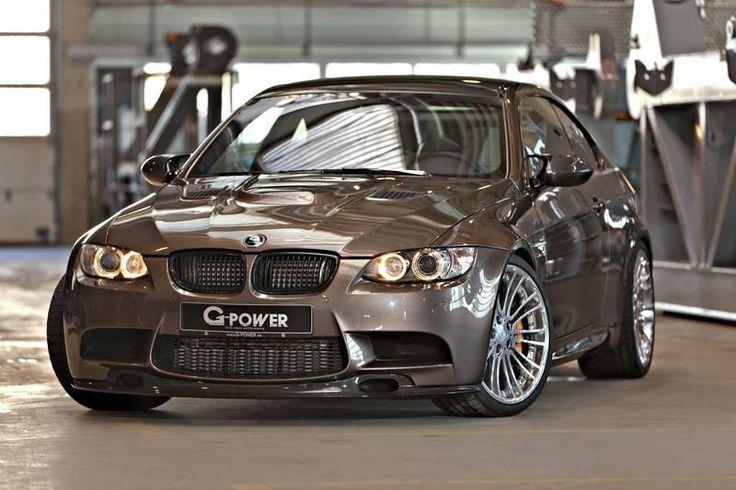BMW M3 Hurricane RS z dílny G-POWER.
