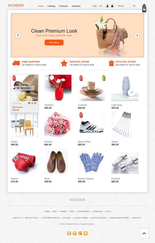 Ecommerce Templates available at buycmstemplate.com