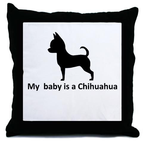 My Baby is a Chihuahua