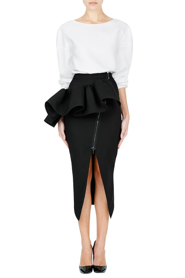 Toni Maticevski Affair Pencil Skirt