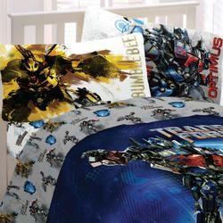 Hasbro 3pc Transformers Armada Optimus Prime Twin Bed Sheet Set