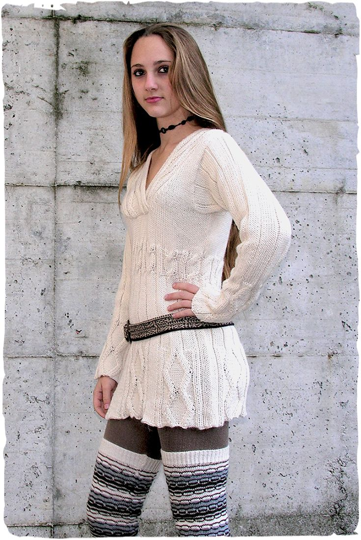 Renata ethnic Sweater  V-neck #alpaca #sweater - wonderful work of assorted plaits - See more at: http://www.lamamita.co.uk/en-US/store/winter-clothing/1/jumpers/renata-ethnic-sweater#sthash.6q7qYsAV.dpuf