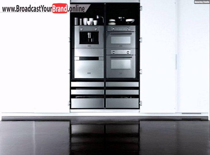 36 besten küche Bilder auf Pinterest Küchen, Moderne küche und - k chenr ckwand edelstahl optik