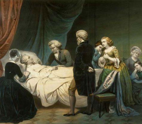 The Death of George Washington | George Washington's Mount Vernon