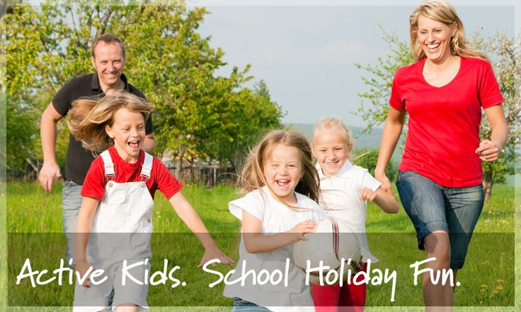 School Holiday Action!