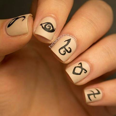 Makes me wish i could do my own nails