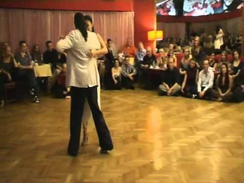 Soha Mil Pasos: Tango Argentino show 2/4, Anna Iberszer & Maximiliano Diaz Yahnel