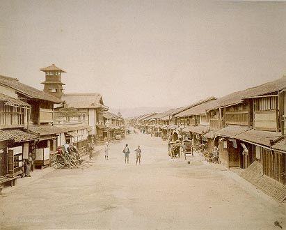 江戸 ; Edo