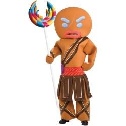 Shrek Gingerbread Man Warrior Halloween Costume For Adults