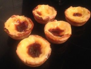 Traditional Portuguese Custard Tarts recipe - the best custard tarts recipe I have ever come across!