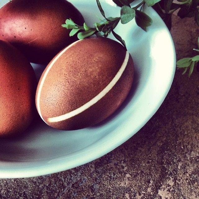 Odpoczywamy świątecznie u rodzinki :) #easter #eastereggs // Pogodnych Świąt! Happy Easter!