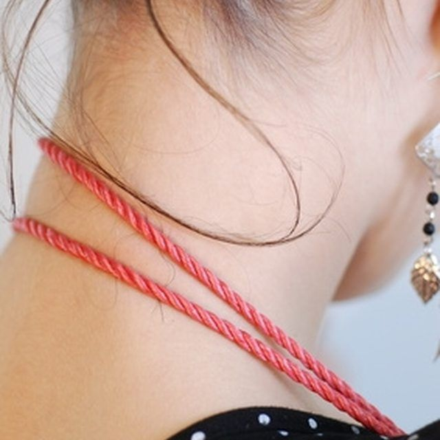 Stiffness in the neck can be an early warning sign of MS.