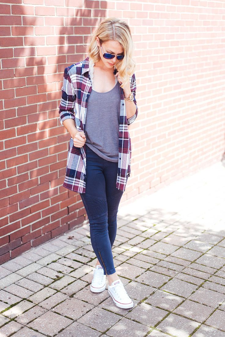 17 Best ideas about Flannel And Leggings on Pinterest | Teen leggings outfit Tumblr fall ...