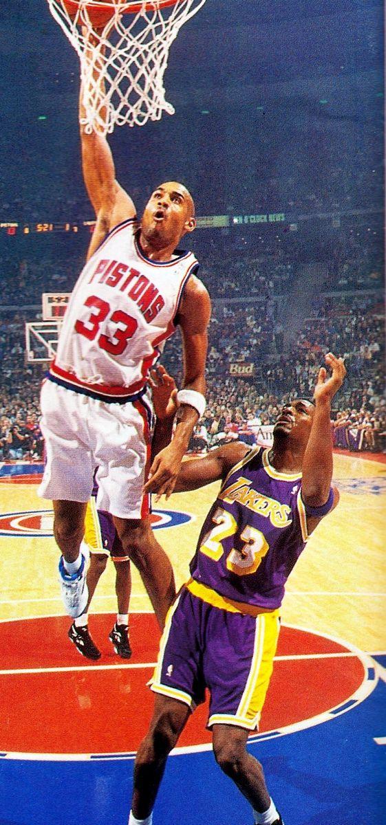 Grant Hill - Detroit Pistons