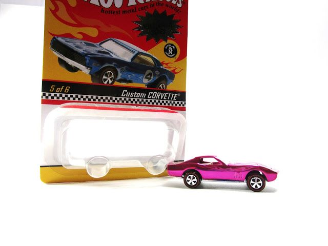 The Western Diecast Review: Not the First Pink RLC Car that Comes To Mind, but...