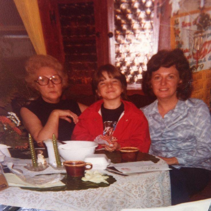 Mom, Deborah and Connie