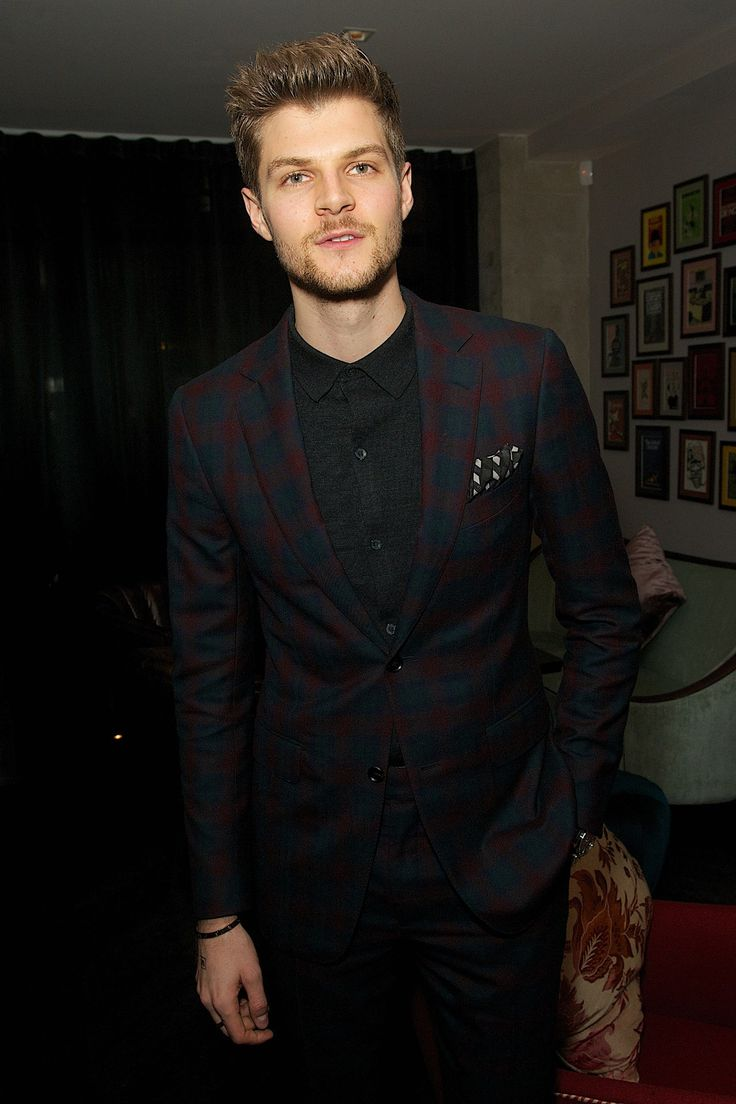 "Jim Chapman - ""All the photos from our superbly starry LCM dinner - GQ.co.uk"""