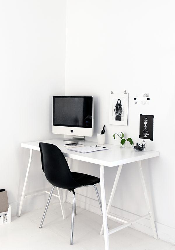 1000 Ideas About Imac Desk On Pinterest Desk Ideas