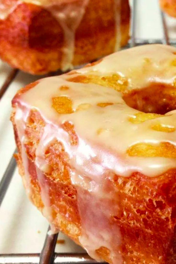 Plenty of square donuts at Donut Savant