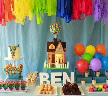 baby first birthday ideas for boy | 1st Birthday Party Ideas For Boys Themes - funjooke.com