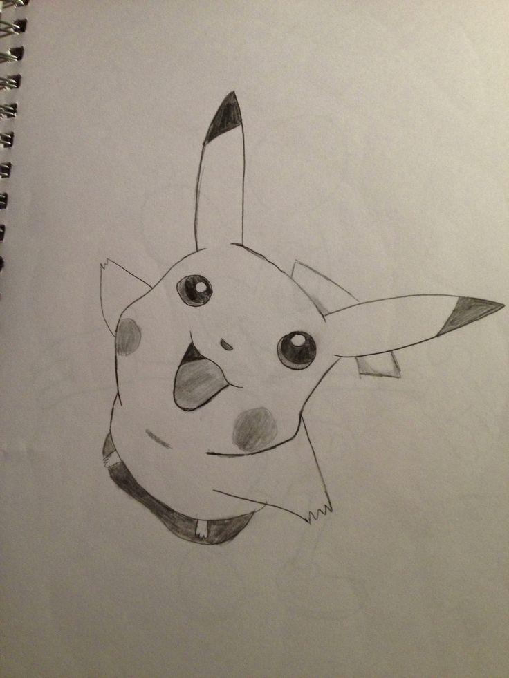 Pokemon Cool Drawings Pinterest
