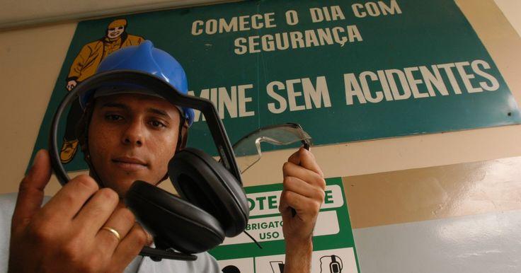 Espírito Santo registra mais de 13 mil acidentes de trabalho  Globo.com