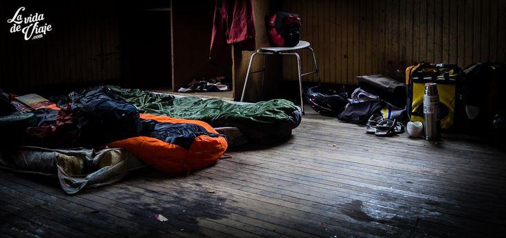 Viajar y dormir con bajo presupuesto | La Vida de Viaje