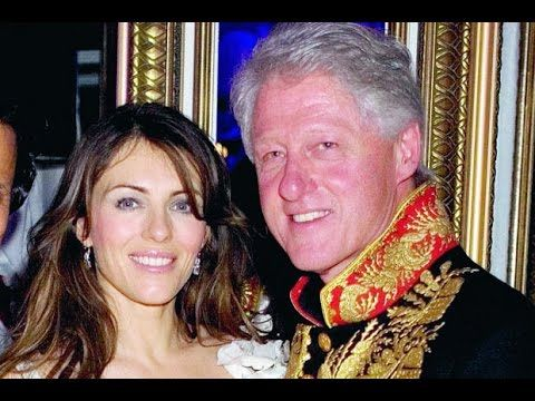 Kyle used to be Bill Clinton ' s girlfriend and lover. Description from article.wn.com. I searched for this on bing.com/images