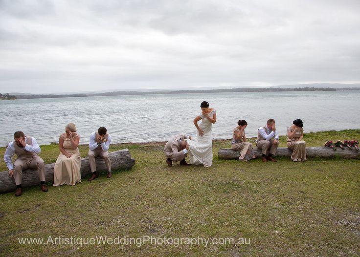 https://flic.kr/p/N69EZK | Wedding at Lakeside Retreat, Lake Macquarie NSW | Beautiful rustic wedding on the shores of Lake Macquarie.  Please visit my website www.artistiqueweddingphotographybynicolette.com.au to see more wedding photos, blogs etc.