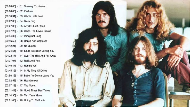 Led Zeppelin Greatest Hits Full Album 2017   The Best Of Led Zeppelin Songs