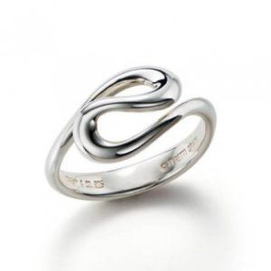 Tiffany & Co Snake Winding Ring