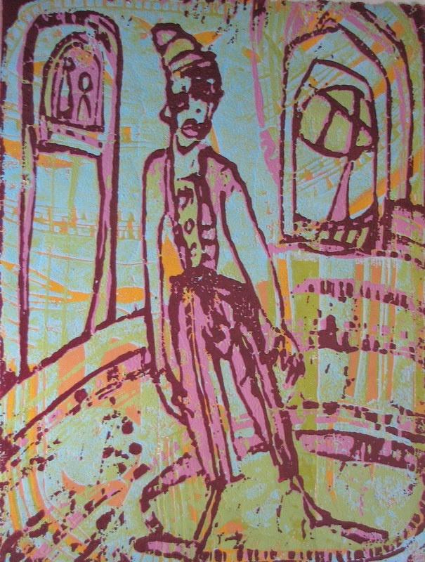 Frances Crum..reduction woodcut  FCrum  http://adreamredeemed.blogspot.com/: Frances Crum, France Crum Reduction