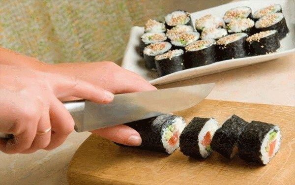 Πώς να φτιάξετε σούσι σε 9 απλά βήματα ~ Break Time