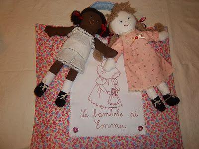 Lavanda e Lillà: La Bambolina TEA ha un'Amica: VIOLA