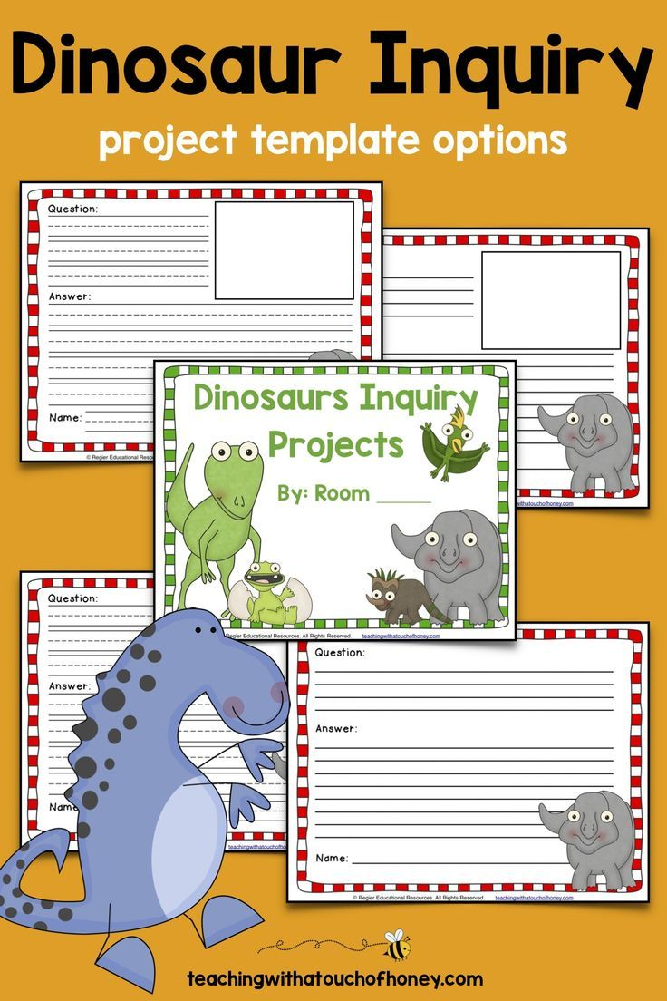 Dinosaur Inquiry Is A Fun Idea To Get Your Students Learning The Inquiry Process Use Inquiry Based Learning Inquiry Based Learning Projects Learning Projects [ 1104 x 736 Pixel ]