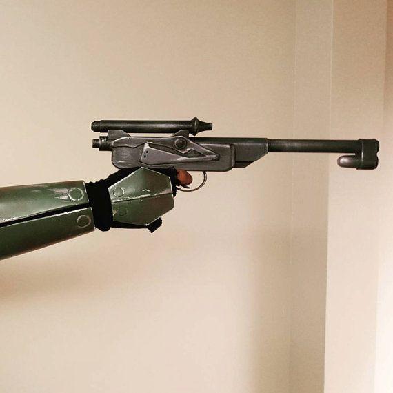 kanan 39 s blaster star wars rebels dl 18 3d printed. Black Bedroom Furniture Sets. Home Design Ideas