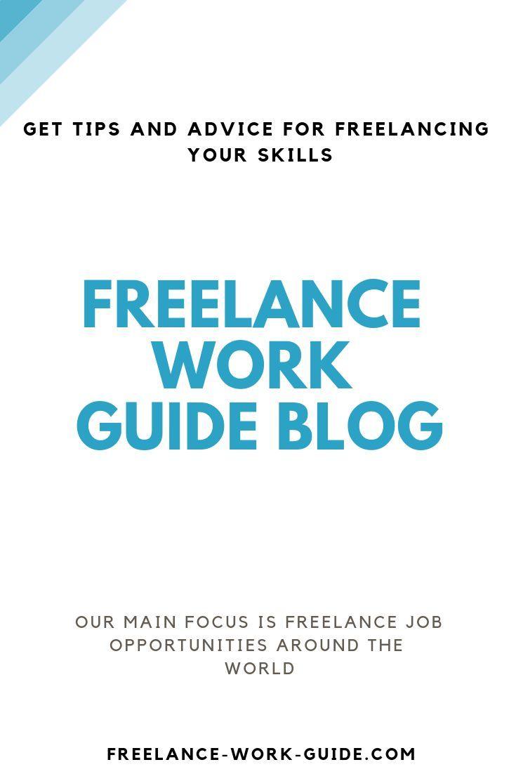 Blog Freelancing Jobs Freelance Work Work From Home Moms