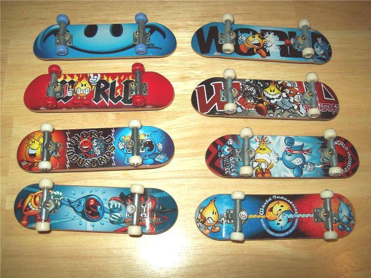 Tech deck skateboards handboards