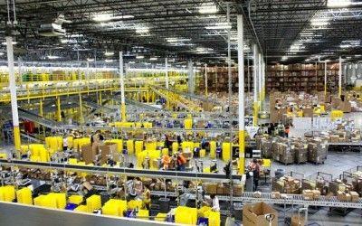 Aprirà a Passo Corese, in provincia di Rieti, a 30km da Roma, il nuovo centro di distribuzione in Italia di Amazon. 1200 i posti di lavoro previsti.&n...