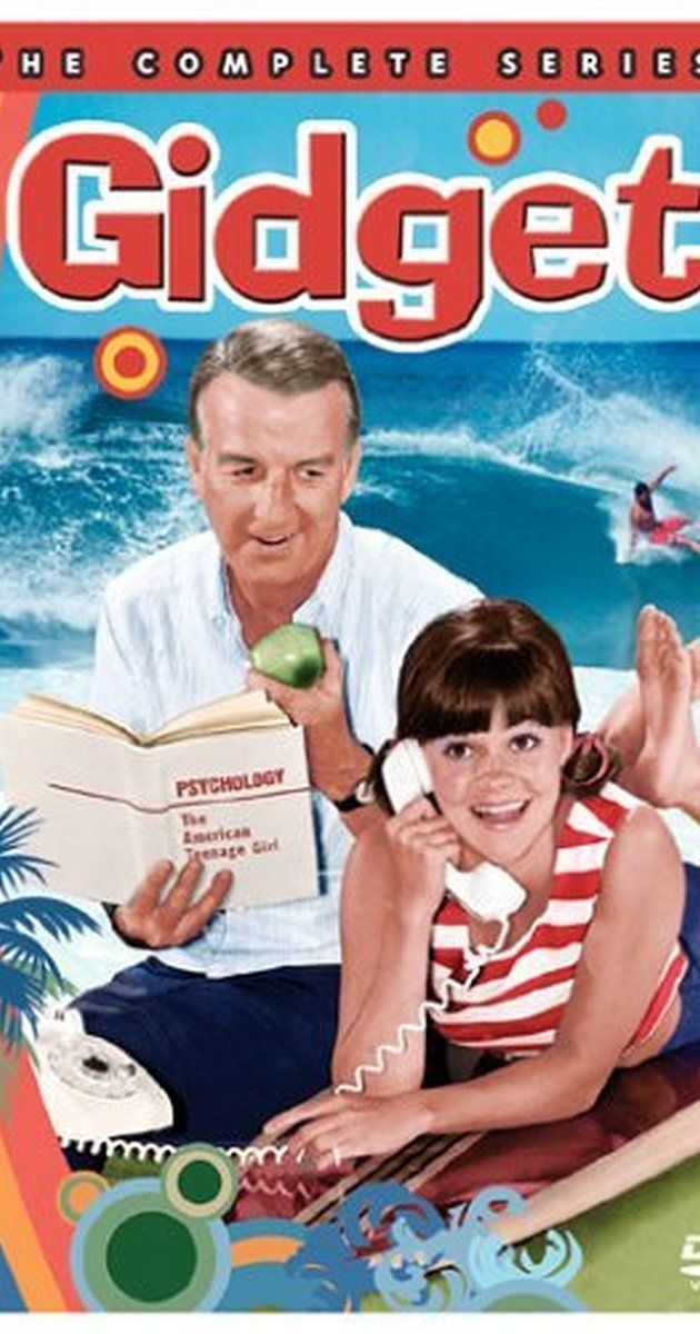 """Created by Frederick Kohner.  With Sally Field, Don Porter, Lynette Winter, Pete Duel. Frances """"Gidget"""" Lawrence lives with her widowed college professor father in Southern California. Anne is her older sister who is married to John Cooper, an obtuse but lovable psychology student. Gidget spends most of her free time, hanging out with friends and surfing at the beach. She also has a knack for getting in and out of trouble. Gidget speaks to the audience during her journey to ..."""