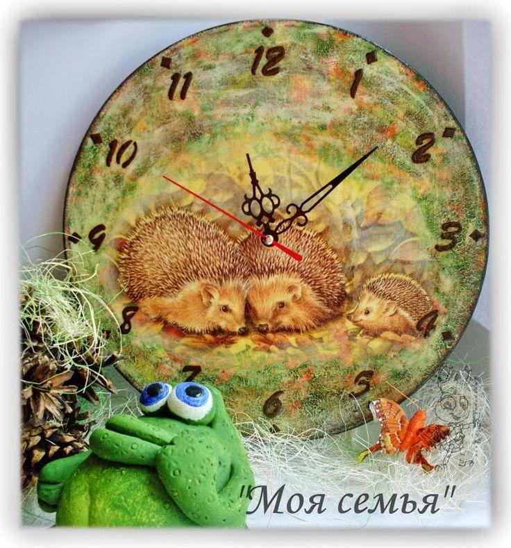 Аукцион на часы стартовал - Ярмарка Мастеров - ручная работа, handmade